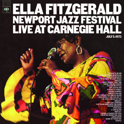 Jazz Pop LP 180g - Ella Fitzgerald: Newport Jazz Festival Live At Carnegie Hall. Pure Pleasure pp32557, Cat.# Pure Pleasure KG32557, format 2LPs 180g 33rpm. Barcode 5060149621172. More info on www.sepeaaudio.com