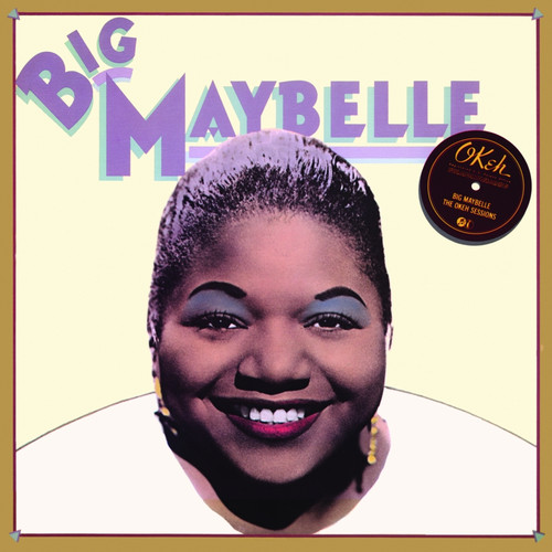 Pop LP 180g - Big Maybelle: The Okeh Sessions. Pure Pleasure pp38456, Cat.# Pure Pleasure EG 38456, format 2LPs 180g 33rpm. Barcode 5060149621615. More info on www.sepeaaudio.com