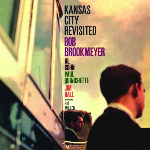 Jazz LP 180g - Bob Brookmeyer: Kansas City Revisited. Pure Pleasure pp4008, Cat.# Pure Pleasure UAL 4008, format 1LP 180g 33rpm. Barcode 5060149621417. More info on www.sepeaaudio.com
