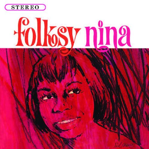 Jazz Pop LP 180g - Nina Simone: Folksy Nina. Pure Pleasure pp465, Cat.# Pure Pleasure SCP 465, format 1LP 180g 33rpm. Barcode 5060149622032. More info on www.sepeaaudio.com