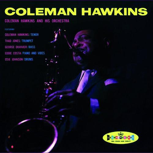 Jazz LP 180g - Coleman Hawkins & His Orchestra: s/t. Pure Pleasure PP5181, Cat.# Pure Pleasure CLP 5181, format 1LP 180g 33rpm. Barcode 5060149621608. More info on www.sepeaaudio.com
