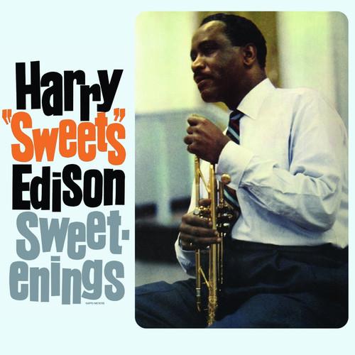 "Jazz LP 180g - Harry ""Sweets"" Edison: Sweetenings. Pure Pleasure pp52023, Cat.# Pure Pleasure R 52023, format 1LP 180g 33rpm. Barcode 5060149622261. More info on www.sepeaaudio.com"