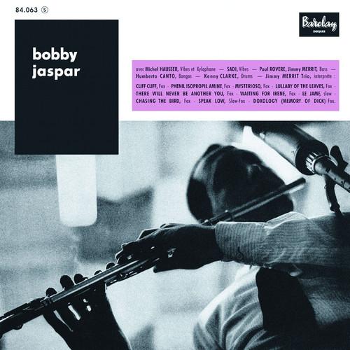 Jazz LP 180g - Bobby Jaspar: s/t. Sam Records SAM84063, Cat.# Sam Records Barclay 84.063, format 1LP 180g 33rpm. Barcode 3770010277026. More info on www.sepeaaudio.com