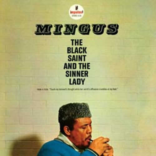 Jazz LP 180g - Charles Mingus: The Black Saint and The Sinner Lady (45rpm-edition). Acoustic Sounds ASI35, Cat.# AS AIPJ 35, format 2LPs 180g 45rpm. Barcode 0753088003578. More info on www.sepeaaudio.com