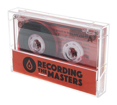 RTM FOX C60 Compact Cassette Audio Tape, 60 minutes. Find more on www.sepeaaudio.com