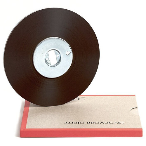 "EMTEC PER 528 0,25""; 2400′/730m; 10,3""/260mm Pancake (MA335107E) reel audio tape. Blank reel audio tapes sepeaaudio.com"