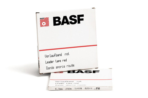 "BASF Leader Tape 0,25""; RED 820′ / 250m"