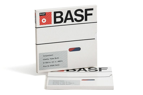 "BASF Leader Tape 0,25""; BLUE 980′ / 300m"