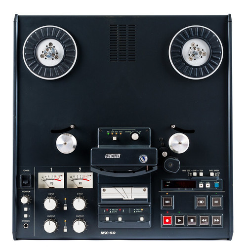 "Otari MX50 1/4"" Reel Tape Recorder renovated by SEPEA audio. Visit sepeaaudio.com for more info."