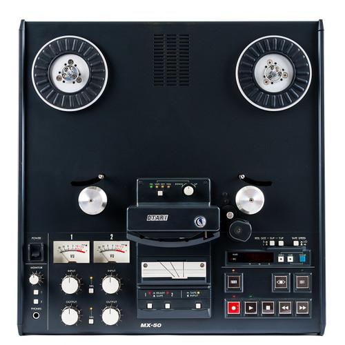 "Otari MX50 1/4"" Reel Tape Recorder renovated by SEPEA audio. Visit sepeaaudio.com for more info."