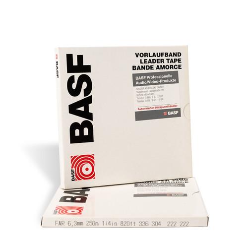 "BASF Leader Tape 0,25""; TRANSPARENT 820′ / 250m (222222). Visit sepeaaudio.com"