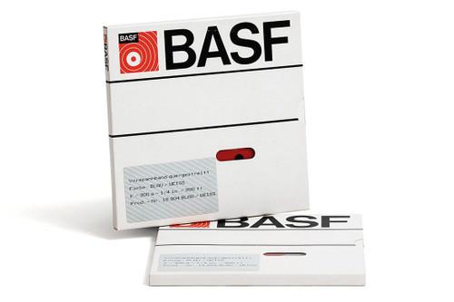 """BASF Leader Tape 0,25""""; WHITE/BLUE 980′ / 300m"""