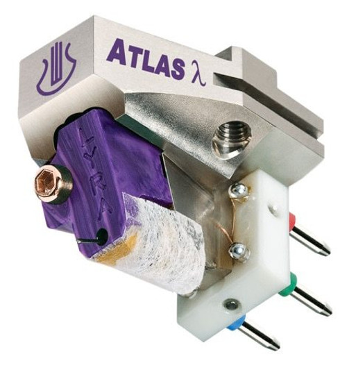 LYRA Atlas Mono Lambda High-End MC Phono Cartridge. Sepea Audio - We carefully select and recomend best audio gear available on the market. Visit sepeaaudio.com