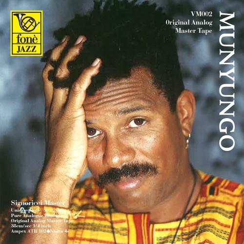 "Jazz MASTER TAPE - Munyungo. Fonè Records, original cat.# Fonè VM002, format 1x 1/4"" RTM SM900 Tape set; Metal reel 10,5""/265mm; NAB Hub; 38 cm/s (15 ips); IEC eq. More info on www.sepeaaudio.com"