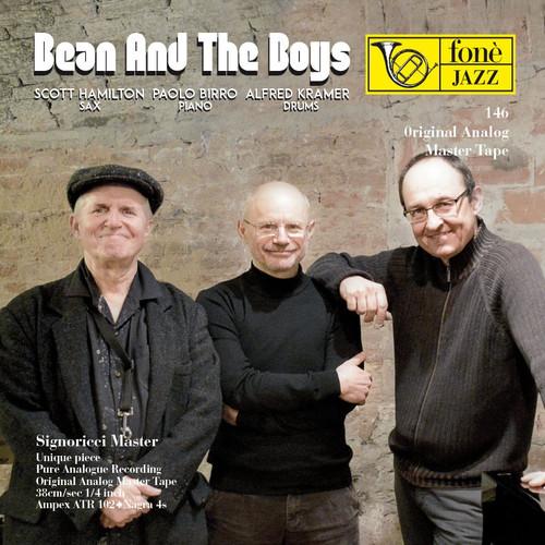 "Jazz MASTER TAPE - Bean and the Boys - Hamilton  Birro  Kramer. Fonè Records, original cat.# Fonè 146, format 1x 1/4"" RTM SM900 Tape set, Metal reel 10,5""/265mm, NAB Hub, 38 cm/s (15 ips), IEC eq. More info on www.sepeaaudio.com"