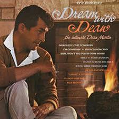 Pop Jazz LP 200g - Dean Martin: Dream With Dean (45rpm-edition). Acoustic Sounds as076, Cat.# AS AAPP 076-45, format 2LPs 200g 45rpm. Barcode 0753088007675. More info on www.sepeaaudio.com