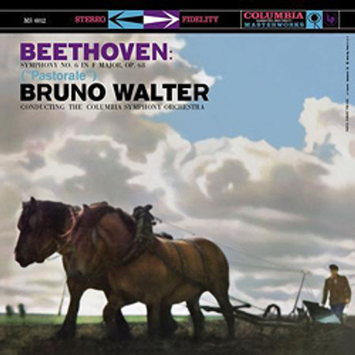 Classical  LP 200g - Beethoven: Symphony No. 6. Acoustic Sounds AS07733, Cat.# AS AAPC 077-33, format 1LP 200g 33rpm. Barcode 0753088007712. More info on www.sepeaaudio.com