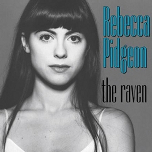 Pop Jazz LP 200g - Rebecca Pidgeon: The Raven (45rpm-edition). Acoustic Sounds AS13045, Cat.# AS AAPP 130-45, format 2LPs 200g 45rpm. Barcode 0753088130472. More info on www.sepeaaudio.com