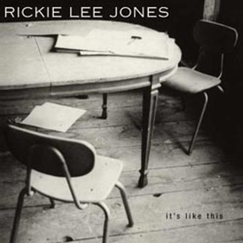 Jazz Pop LP 180g - Rickie Lee Jones: It's Like This  (45rpm-edition). Acoustic Sounds AS51056, Cat.# AS AAPP 51056-45, format 2LPs 180g 45rpm. Barcode 0753088105616. More info on www.sepeaaudio.com