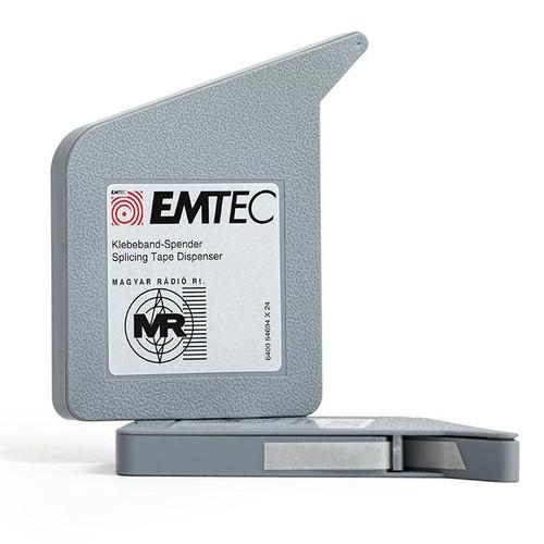 """EMTEC Splicing Tape Dispenser 0,25""""; WHITE 16,4′ / 5m"""