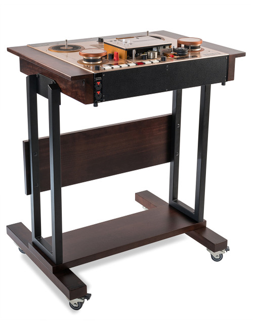 Trolley Stand for Stellavox PRO TD9 Reel Tape Recorder - new production (SEP8015). SEPEA Audio - Professional reel-to-reel tape recorders and accessories. Visit sepeaaudio.com