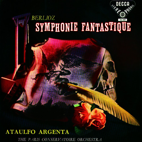 Classical  LP 180g - Berlioz: Symphonie fantastique. Speakers Corner 2009, Cat.# Decca SXL 2009, format 1LP 180g 33rpm. Barcode 4260019710635. More info on www.sepeaaudio.com