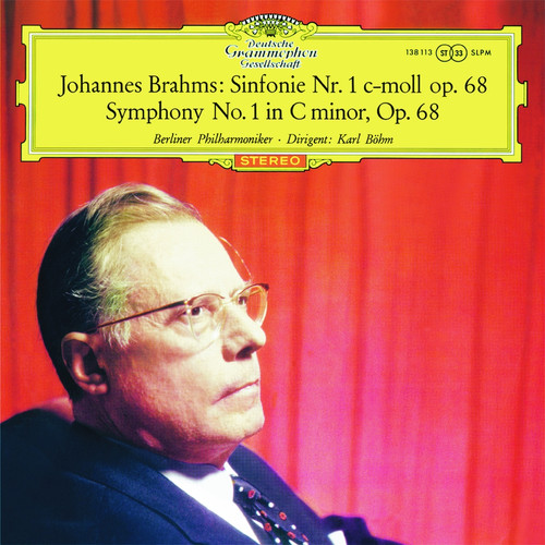Classical  LP 180g - Brahms: Symphony No. 1. Analogphonic CL43065, Cat.# Analogphonic LP 43065, format 1LP 180g 33rpm. Barcode 8808678160659. More info on www.sepeaaudio.com
