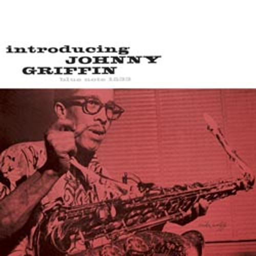 Jazz LP 180g - Introducing Johnny Griffin (45rpm-edition). Acoustic Sounds AS1533, Cat.# AS ABNJ 1533-45, format 2LPs 180g 45rpm. Barcode 0753088153372. More info on www.sepeaaudio.com