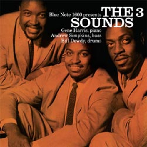 Jazz LP 180g - The 3 Sounds: Introducing The 3 Sounds (45rpm-edition). Acoustic Sounds AS81600, Cat.# AS ABNJ 81600-45, format 2LPs 180g 45rpm. Barcode 0753088160073. More info on www.sepeaaudio.com