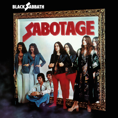 BLACK SABBATH SABOTAGE (1x 140g) ROCK VINYL ALBUM. Warner Music 5414939920837. EAN 5414939920837. Release date 27.04.2015. More info on www.sepeaaudio.com