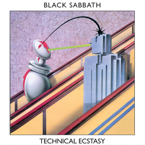 BLACK SABBATH TECHNICAL ECSTASY (1x 140g) ROCK VINYL ALBUM. Warner Music 5414939920844. EAN 5414939920844. Release date 27.04.2015. More info on www.sepeaaudio.com