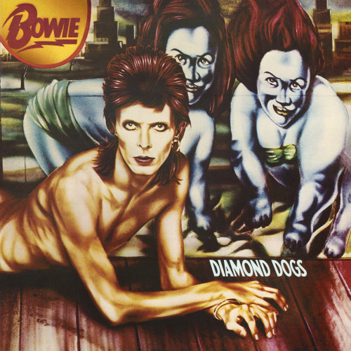 BOWIE, DAVID DIAMOND DOGS (2016 REMASTER) (1x 180g) POP VINYL ALBUM. Warner Music 9029599040. EAN 0190295990404. Release date 10.02.2017. More info on www.sepeaaudio.com