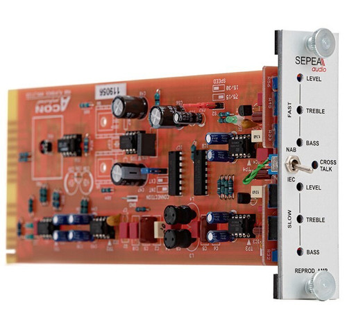 SEPEA Playback Amplifier for Studer A 80R / A 80RC / A 81 / B 62