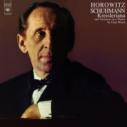 Classical  LP 180g - Schumann: Kreisleriana. Speakers Corner 7264, Cat.# Columbia MS 7264, format 1LP 180g 33rpm. Barcode 4260019713681. More info on www.sepeaaudio.com