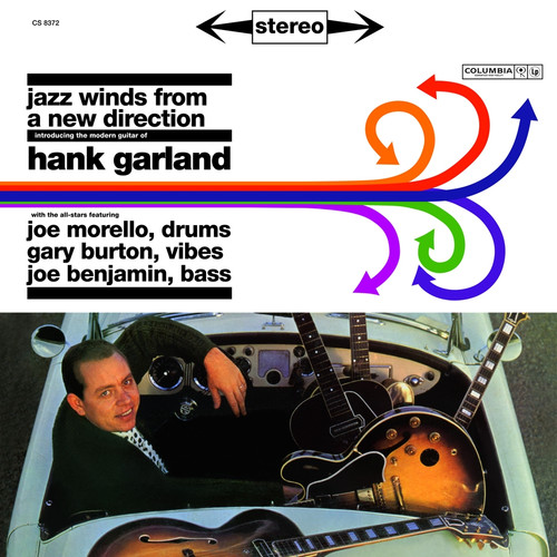 Jazz LP 180g - Hank Garland: Jazz Winds From A New Direction. Speakers Corner 8372, Cat.# Columbia CS 8372, format 1LP 180g 33rpm. Barcode 4260019714794. More info on www.sepeaaudio.com