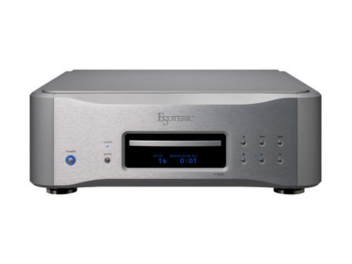 Esoteric K-03XD SACD/CD Player & DAC (248163). More info at www.sepeaaudio.com