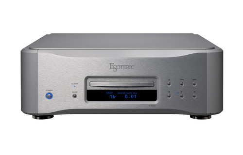 Esoteric K-01XD SACD/CD Player & DAC (248161). More info at www.sepeaaudio.com