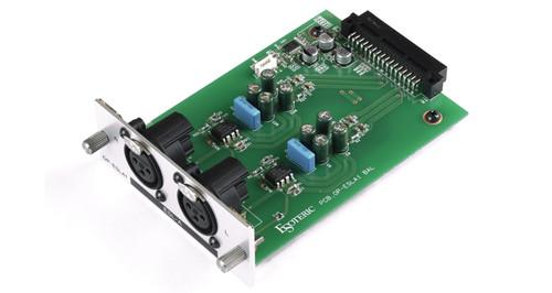 Esoteric OP-ESLA1 ES-LINK Balanced Analog Input Board (156280). More info at www.sepeaaudio.com
