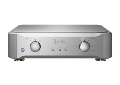 Esoteric E-02 Balanced Phonostage Audio Preamplifier (156434). More info at www.sepeaaudio.com