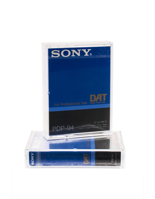 SONY PDP-94 Pro DAT Digital Recording Tape. Blank magnetic recording tapes sepeaaudio.com
