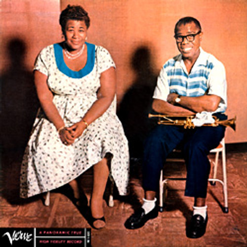 0753088400339 LP 180g - Ella Fitzgerald and Louis Armstrong: Ella and Louis (45rpm, 200g-edition). Acoustic Sounds AS4003, Cat.# AS AVRJ 4003-45, format 2LPs 180g 45rpm. Barcode Jazz. More info on www.sepeaaudio.com