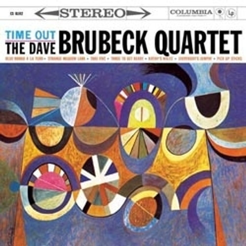 Jazz LP 200g - Dave Brubeck Quartet: Time Out. Acoustic Sounds AS819233, Cat.# AS AAPJ 8192-33, format 1LP 200g 33rpm. Barcode 0753088819216. More info on www.sepeaaudio.com