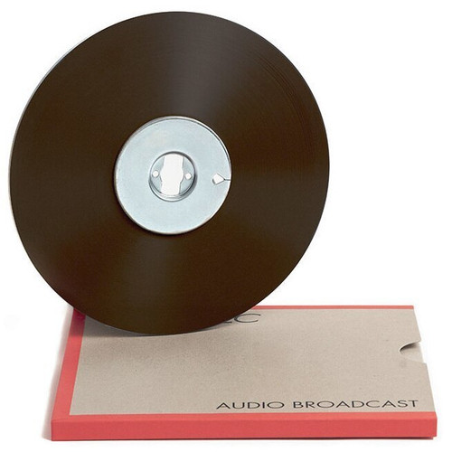 "EMTEC PER 528 0,25""; 3280′/1000m; 11""/280mm Pancake magnetic audio recording tape. Blank reel audio tapes sepeaaudio.com"