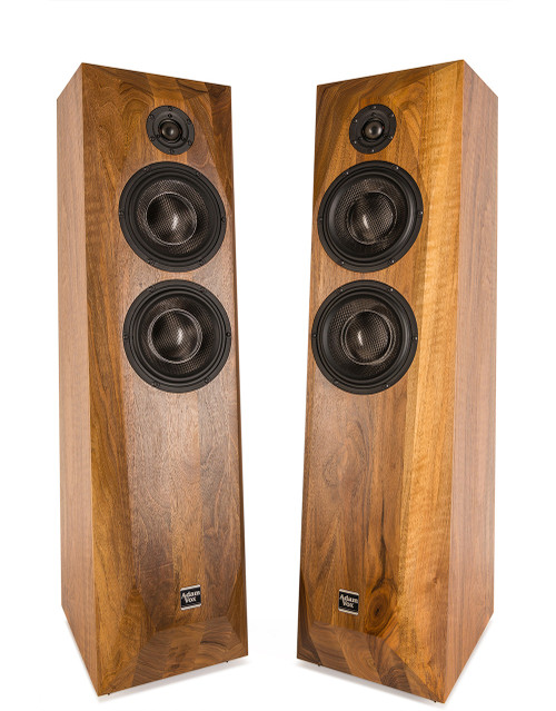 Adam Vox Ashkelon 2-way floorstand loudspeakers (1 pair). Hand Made High-End Loudspeakers. More info on sepeaaudio.com
