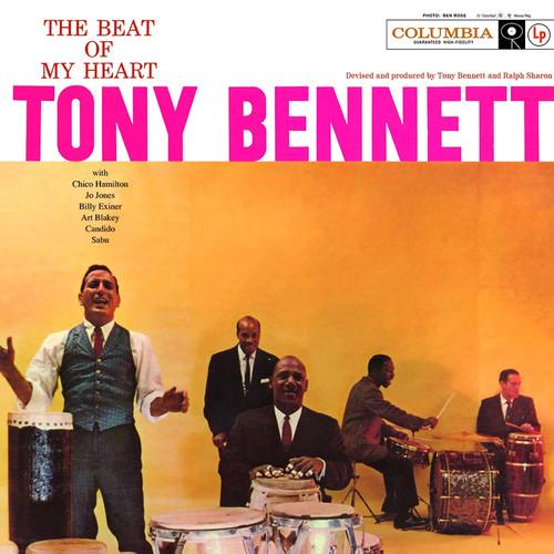 Pop Jazz LP 180g - Tony Bennett: The Beat Of My Heart. Speakers Corner 1079, Cat.# Columbia CL 1079, format 1LP 180g 33rpm. Barcode 4260019715081. More info on www.sepeaaudio.com