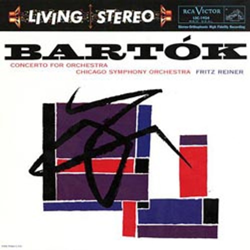 Classical  LP 200g - Bartok: Concerto For Orchestra. Acoustic Sounds AS1934, Cat.# AS AAPC 1934-33, format 1LP 200g 33rpm. Barcode 0753088193415. More info on www.sepeaaudio.com