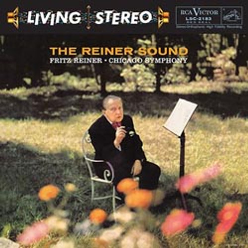 Classical  LP 200g - The Reiner Sound. Acoustic Sounds AS2183, Cat.# AS AAPC 2183-33, format 1LP 200g 33rpm. Barcode 0753088218316. More info on www.sepeaaudio.com