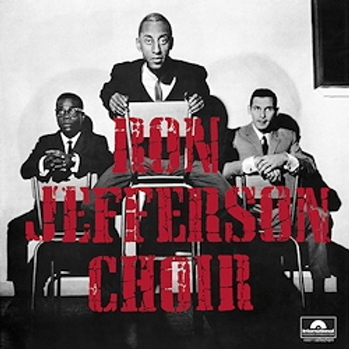 Jazz LP 180g - Ron Jefferson Choir. Sam Records SAM46871, Cat.# Sam Records 46.871, format 1LP 180g 33rpm. Barcode 3770010277095. More info on www.sepeaaudio.com