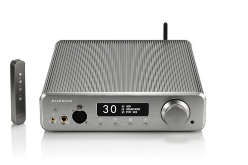 BURSON Conductor 3X Reference - Balanced Head amp / Preamp / HiRes DAC (R180X-V6-EU). More info at sepeaaudio.com