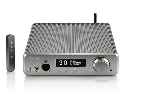 BURSON Conductor 3X Reference - Balanced Head amp / Preamp / HiRes DAC (R180X-V6-EU). More info at sepeaaudio.com